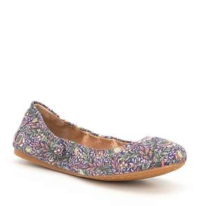 Antonio Melani Prima Casual Floral Print Flats Made With Liberty Fabrics