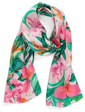 Echo Women's Tropic Floral Silk Scarf
