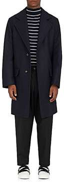 Marni Men's Wool Melton Oversized Topcoat