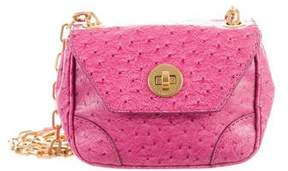 Marc by Marc Jacobs Embossed Leather Crossbody Bag