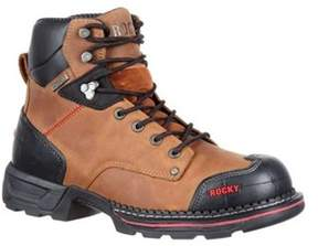 Rocky Men's 6 Maxx Composite Toe Waterproof Work Boot Rkk0210.