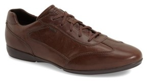 Geox Men's Wing Tip Oxford