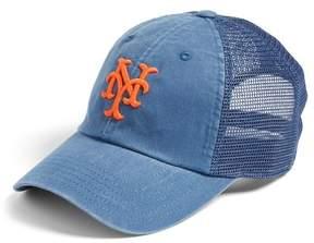 American Needle Raglan Bones New York Mets Baseball Hat