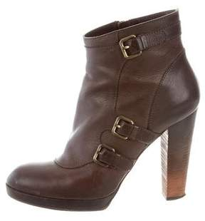 Derek Lam Leather Ankle Boots