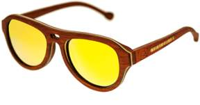 Earth Wood Clearwater Polarized Sunglasses.