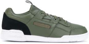 Reebok panelled sneakers