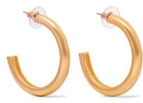 Ben-Amun Gold-Tone Hoop Earrings