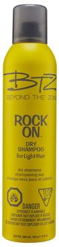 Beyond the Zone Light Hair Dry Shampoo