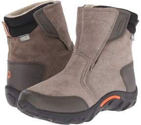 Merrell Jungle Moc Casual Boot Waterproof (Little Kid)