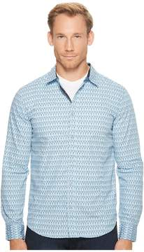 Prana Lukas Slim Long Sleeve Shirt Men's Long Sleeve Button Up