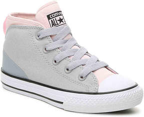 Converse Girls Chuck Taylor All Star Syde Street Toddler & Youth High