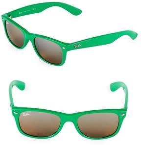 Ray-Ban Women's 52MM Logo Wayfarer Sunglasses