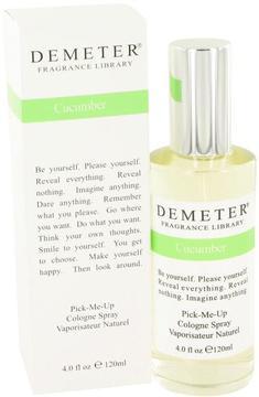 Demeter Cucumber Cologne Spray for Women (4 oz/118 ml)