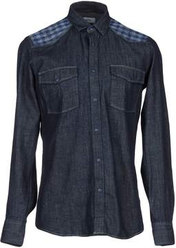 Mauro Grifoni Denim shirts