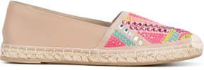 Le Silla embellished toe espadrilles