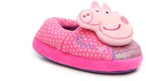 Peppa Pig Girls Peppa Toddler Slipper