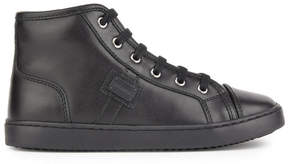 Dolce & Gabbana Leather high top trainers