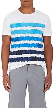 Orlebar Brown Men's Sammy Striped Cotton T-Shirt