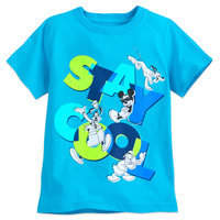 Disney Mickey Mouse and Friends T-Shirt for Boys - Blue