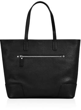 Shinola Zip Leather Tote