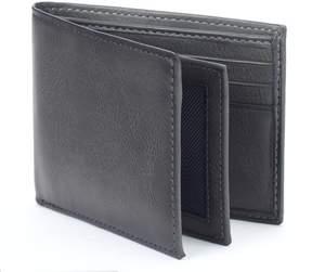 Apt. 9 RFID-Blocking Extra-Capacity Bifold Wallet - Men