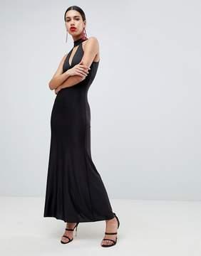 AX Paris Keyhole Maxi Dress
