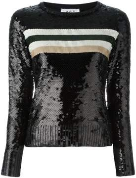 Aviu sequin embellished jumper