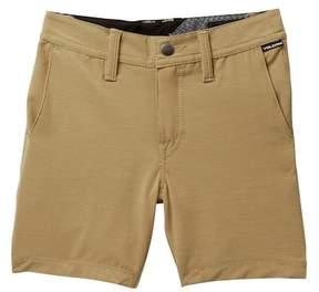 Volcom Frickin Slub Shorts (Toddler & Little Boys)