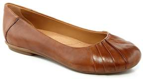 Earth Bellwether Leather Flats