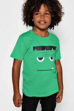 boohoo Boys Halloween Monster T-Shirt