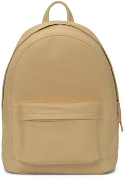 Pb 0110 Beige Mini CA 7 Backpack