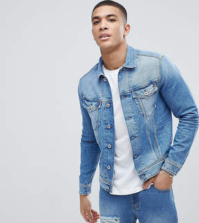 Replay Lightwash Denim Jacket