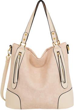 Mellow World Blush Deborah Hobo Bag