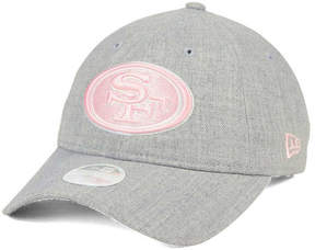 New Era Women's San Francisco 49ers Custom Pink Pop 9TWENTY Cap