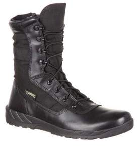 Rocky Men's 8 C7 Zipper Duty Waterproof Boot Rkd0036.
