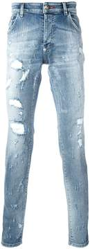 Philipp Plein Artistic jeans
