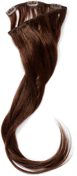 Hairdo. by Jessica Simpson & Ken Paves Dark Chocolate 18'' Human Hair Highlight Hair Extension