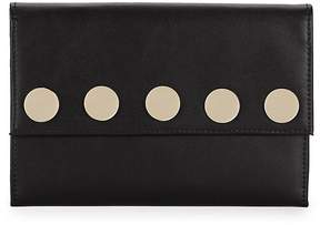 French Connection Women's Studded Continental Wallet