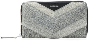 Diesel all around zip wallet