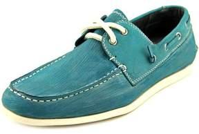 Steve Madden Men Gerie Women US 9 Blue Boat Shoe