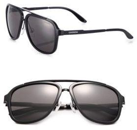 Carrera 57MM Flat-Top Sunglasses