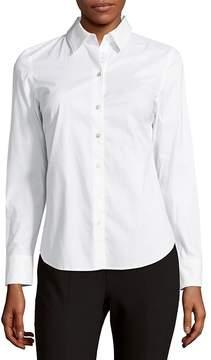Robert Graham Women's Woven Button-Down Shirt