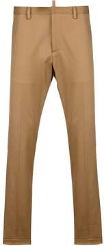 DSQUARED2 classic chino trousers