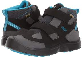 Keen Kids Hikeport Mid Strap WP Boy's Shoes