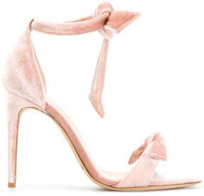 Alexandre Birman ankle tie strap sandals