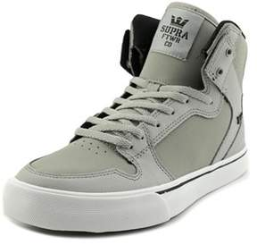 Supra Vaider Round Toe Canvas Skate Shoe.
