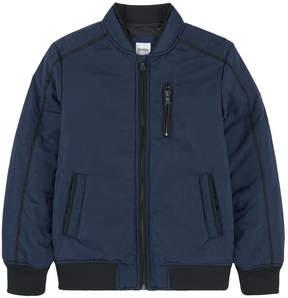 BOSS Mini Me bomber jacket