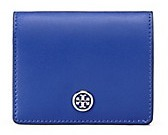 Tory Burch Parker Foldable Mini Wallet - SONGBIRD - STYLE