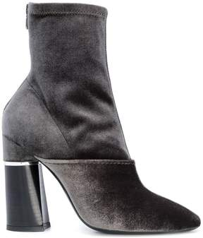 3.1 Phillip Lim chunky heel boots