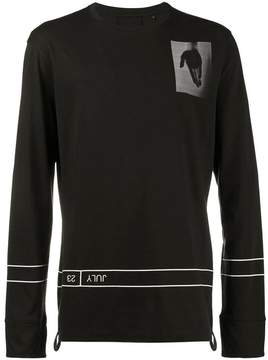 Helmut Lang dream long sleeve t-shirt